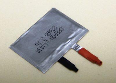 Ultra slim Li Poly Battery 1