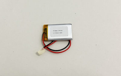 Li Poly Battery LP502540 3.7V 500mAh 1.85Wh