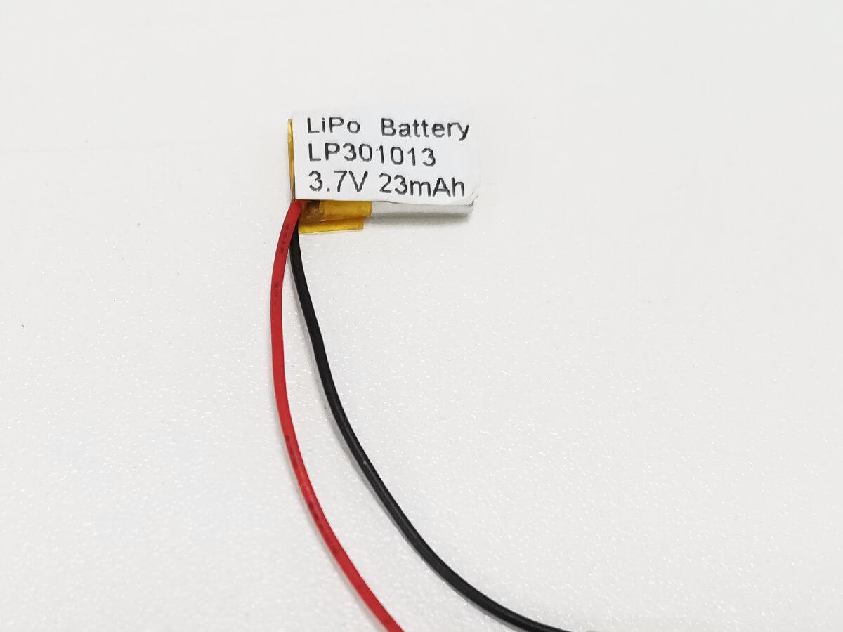 LiPo_Battery_LP301013_23mAh