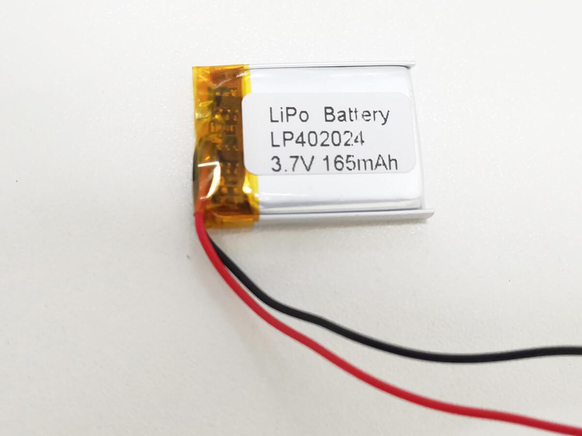 LiPo_Battery_LP402024_165mAh