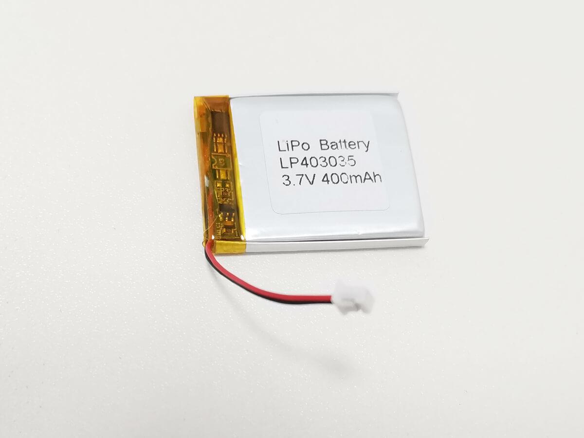 LiPo_Battery_LP403035_400mAh
