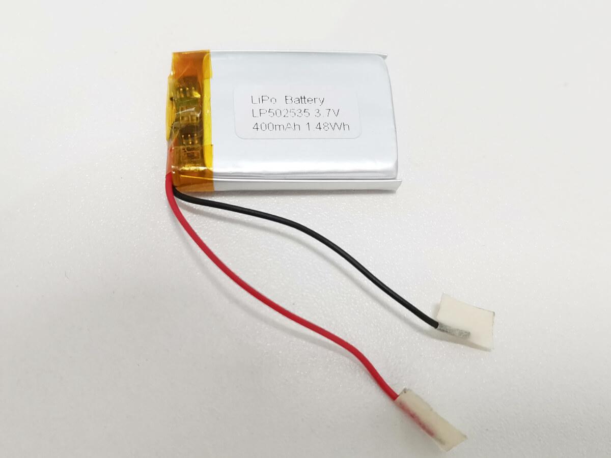 LiPo_Battery_LP502535_400mAh