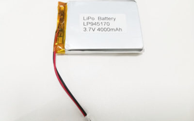 LiPo Battery LP945170 3.7V 4000mAh