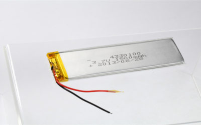 LiPo Battery LP4330100 3.7V 1500mAh