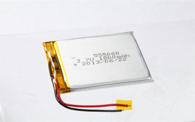 LiPo Battery LP555060 3.7V 1800mAh