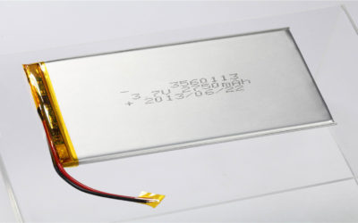 LiPo Battery LP3560113 3.7V 2750mAh