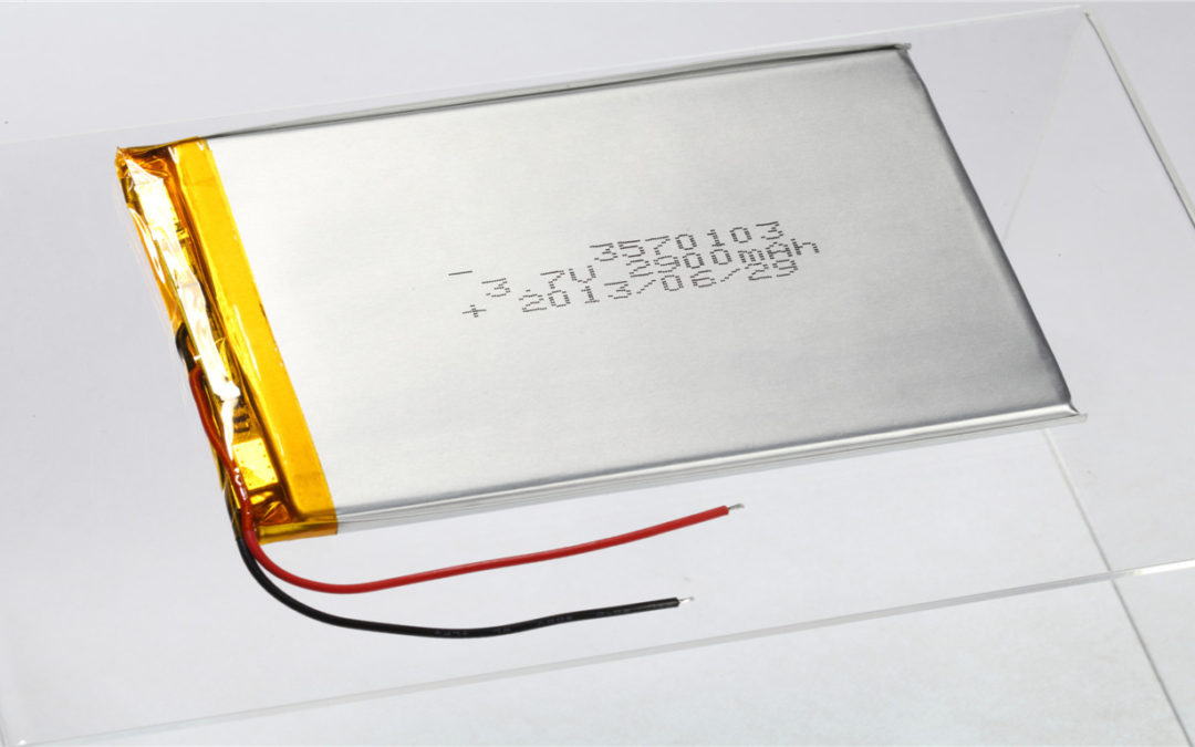 LiPo Battery LP3570103 3.7V 2900mAh