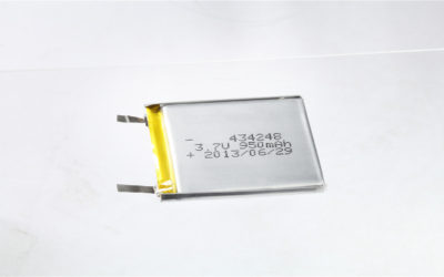 LiPo Battery LP434248 3.7V 950mAh