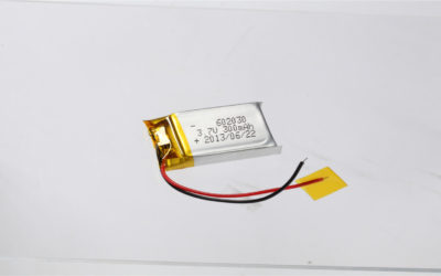 LiPo Battery LP602030 3.7V 300mAh