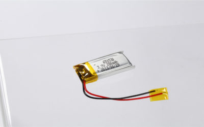 LiPo Battery LP651530 3.7V 280mAh
