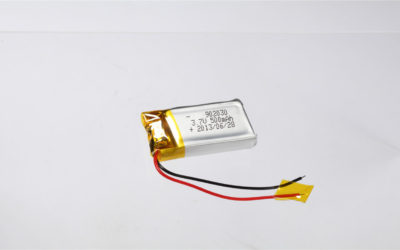 LiPo Battery LP902030 3.7V 500mAh