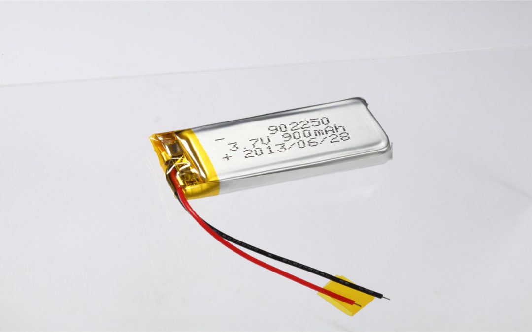 LiPo Battery LP902250 3.7V 900mAh