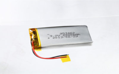 LiPo Battery LP953462 3.7V 2200mAh