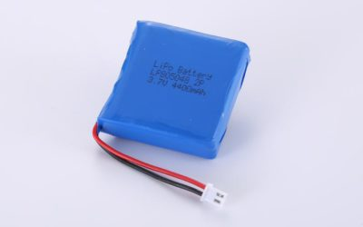 LiPo Battery LP805048 2P 3.7V 4400mAh 16.28Wh with protection circuit and wires 50mm and JST XHP-2